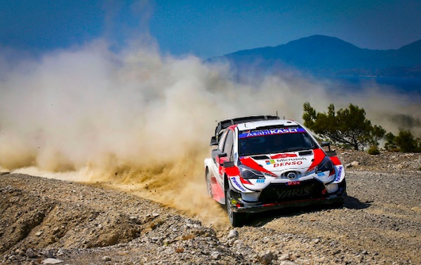 Turkey's Testing Terrain Next Up for TOYOTA GAZOO Racing