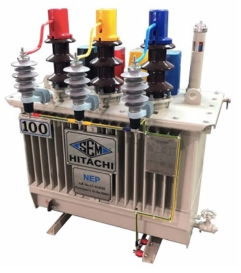 Hitachi SEM Receives Order for Around 5,600 Distribution Transformers from the Republic of the Union of Myanmar's Ministry of Electricity and Energy