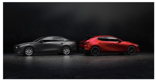 Mazda3 Named 2019 Women's World Car of the Year