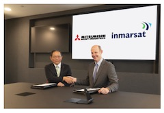 Inmarsat to be the First Commercial Customer for the New H3 Launch Vehicle Provided by MHI