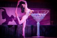The Most Anticipated Dita Von Teese Meets Macau Audiences at City of Dreams' 'Taboo'