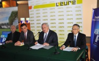 The Department of Eure and Double A Reach an Agreement for the Acquisition of the Paper Pulp Factory in Alizay