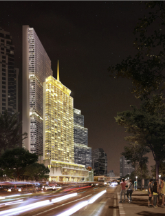 Dusit and CPN officially unveil 'Dusit Central Park' at the heart of Bangkok's CBD