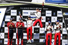 Tänak and the Toyota Yaris WRC Score Another Finland Win