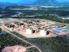 Mitsubishi Corporation Reaches Final Investment Decision on LNG Canada Project