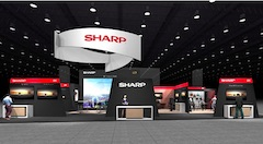 Sharp to Exhibit at NAB Show 2019
