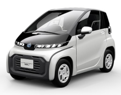 Toyota to Show Production-Ready Ultra-Compact BEV at 2019 Tokyo Motor Show