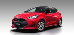 Toyota's New Model Yaris Makes World Premiere