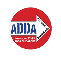 ADDA 2008 (All Digital Demand Asia) Welcomes the Asian Print Community to Singapore