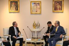 HKTDC Chairman leads business mission to Bangkok