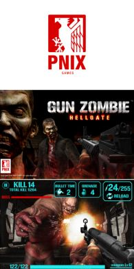 Authentic FPS Game, 'Gun Zombie: Hell Gate,' Now Available in App Store and Google Play