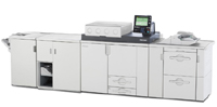 Ricoh Unveils the RICOH Pro(TM) C900 Series Production Powerhouse at ADDA 2008