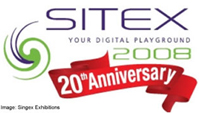 SITEX 2008: New Record Set for Visitorship and Sales